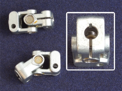 New UJ's Universal Joints