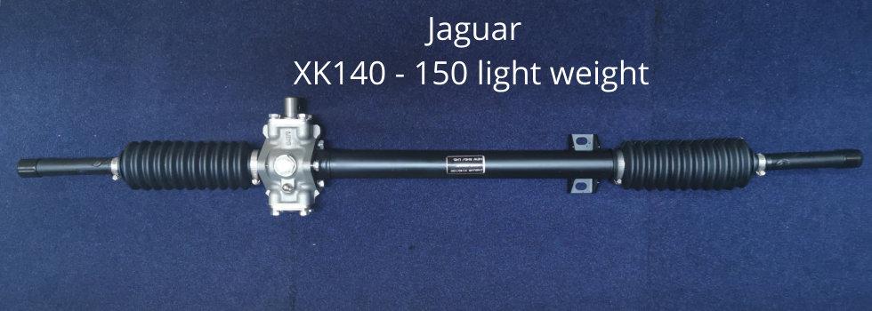 Jaguar XK140 and XK150 Brand New Steering Racks